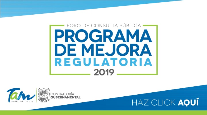 Mejora Regulatoria 2019