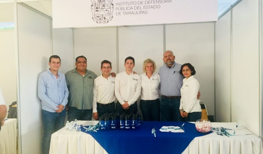 NATIONAL FAIR AGAINST THE TRAFFICKING OF PEOPLE TAMAULIPAS 2018
