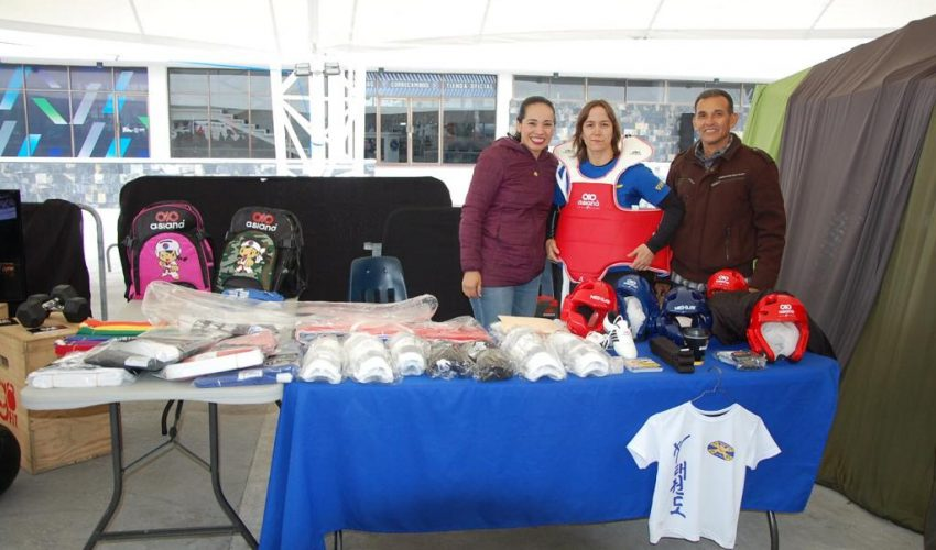 """The Government of Tamaulipas invites to the Sports Fair """"I am Sport»"""