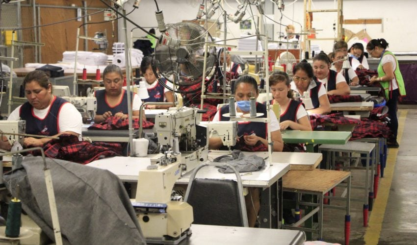 TAMAULIPAS: THIRD NATIONAL PLACE IN EMPLOYMENT GENERATION