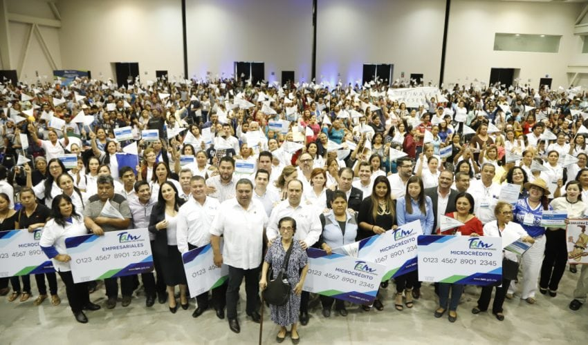 ENTREPRENEURS AND SMES IN TAMAULIPAS RECEIVE FINANCING