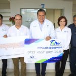 Government of Tamaulipas 207 MDP injects SMEs.