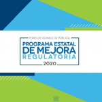 Programa Estatal de Mejora Regulatoria 2020