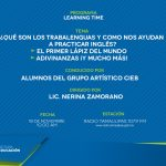 "Programa de Radio ""Learning Time"""