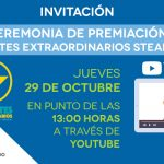 Invitación virtual a la Ceremonia de Premiación Docentes Extraordinarios: National Teacher Prize México