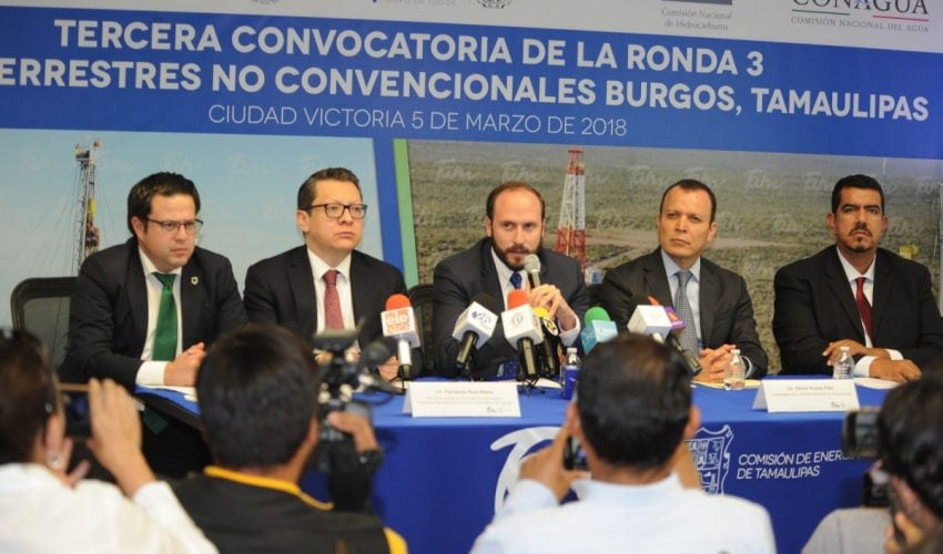 Generate Basin of Burgos important economic spill for municipalities of Tamaulipas