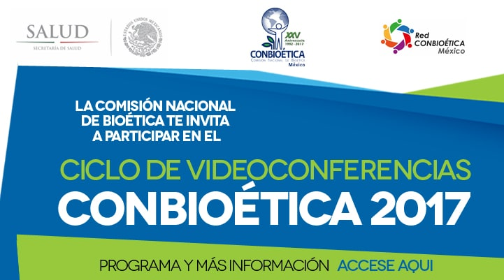 Conferencias Bioetica