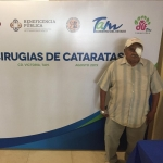 Government of Tamaulipas starts free cataract surgery campaign