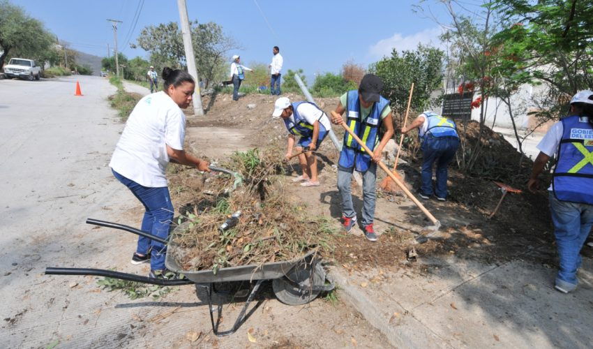 UNITED BY TAMAULIPAS RECOVER 33 THOUSAND 875.97 M2 OF PUBLIC SPACES IN VICTORIA