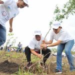 CITIZENS STRENGTHEN THE CELEBRATION OF THE ENVIRONMENT