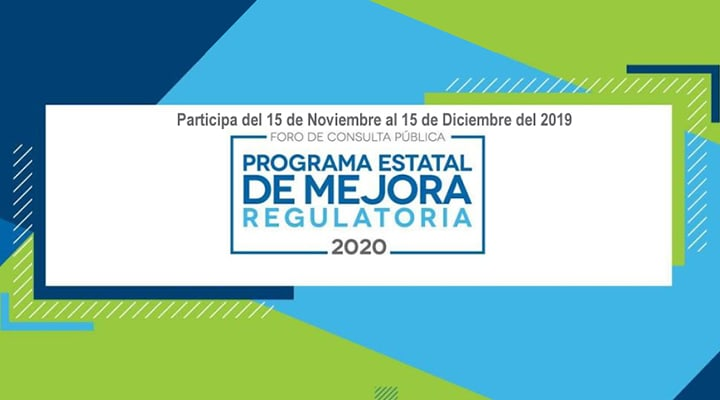 Programa Estatal de Mejora Regulatoria