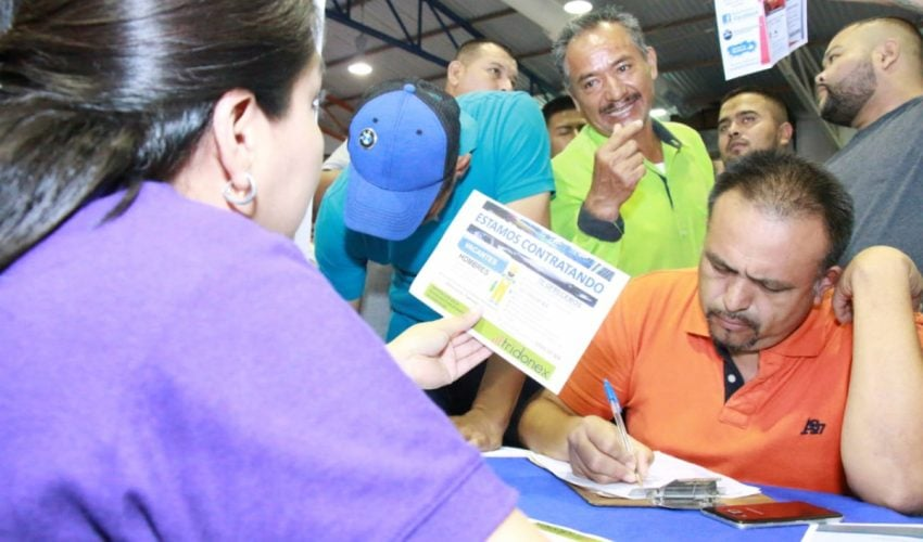 First Fair of Employment, Valle Hermoso 2019, to generate progress and more employment