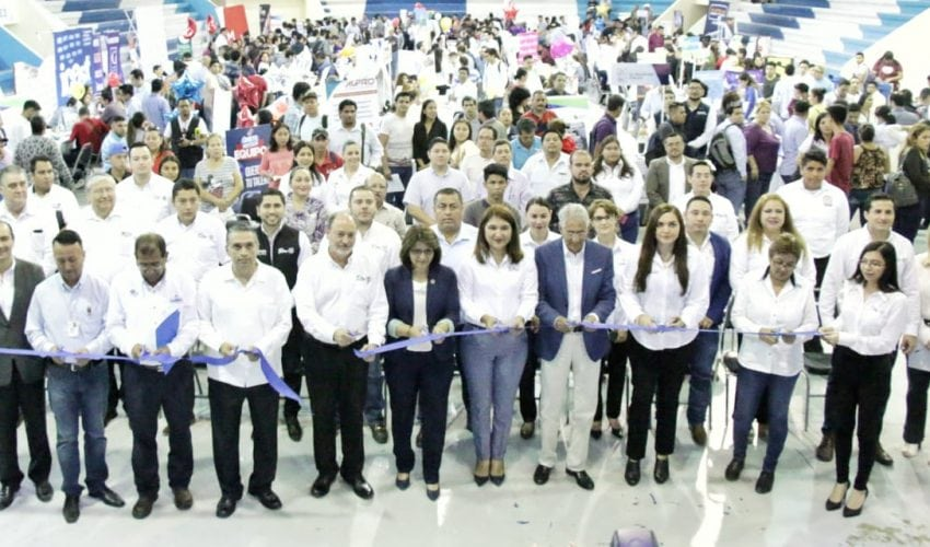 2 thousand 850 offers more vacancies, for young people from the south of Tamaulipas