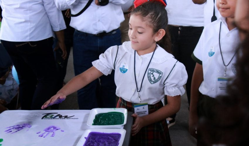 Campaign is launched and CITI Inter-Secretarial Commission is set up to eradicate Child Labor in Tamaulipas