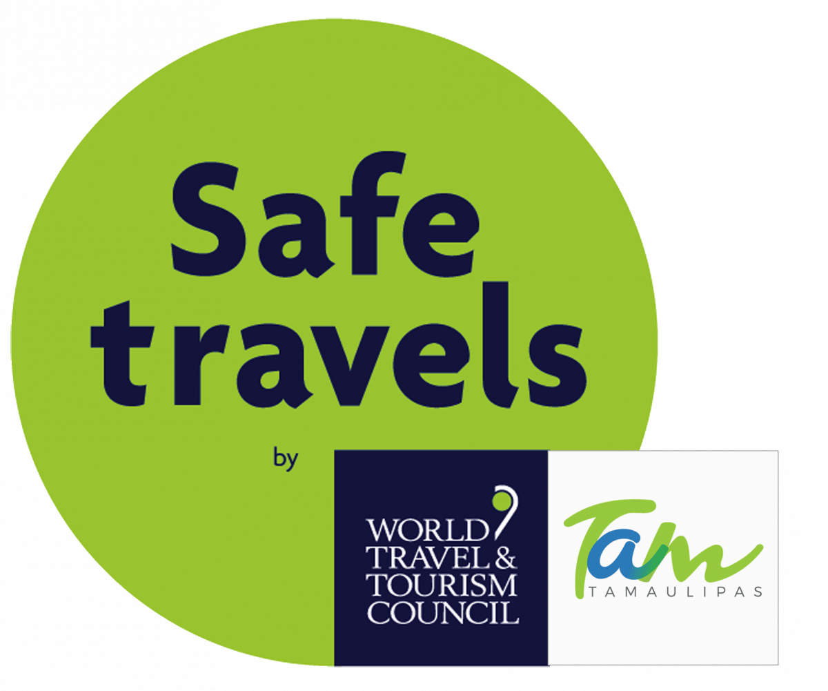 "Tamaulipas obtiene sello internacional ""Safe Travels"", otorgado por la WTTC"